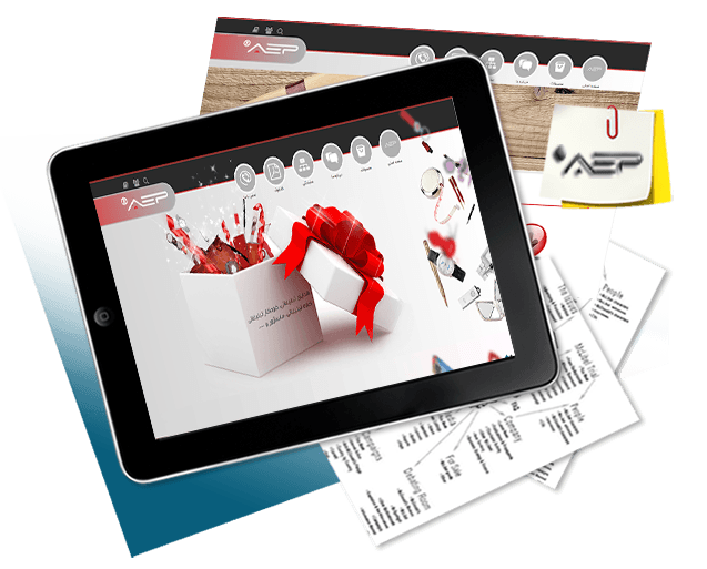 طراحی سایت شرکت آذر افتخار پاسارگاد