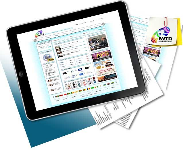 طراحی سایت اتاق بازرگانی ایران