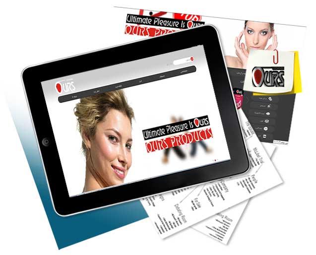 طراحی سایت شرکت بنیان پوشش